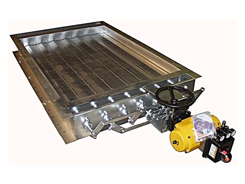Dampers - Michigan Precision Fabricators